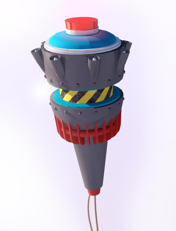 Detonator 2