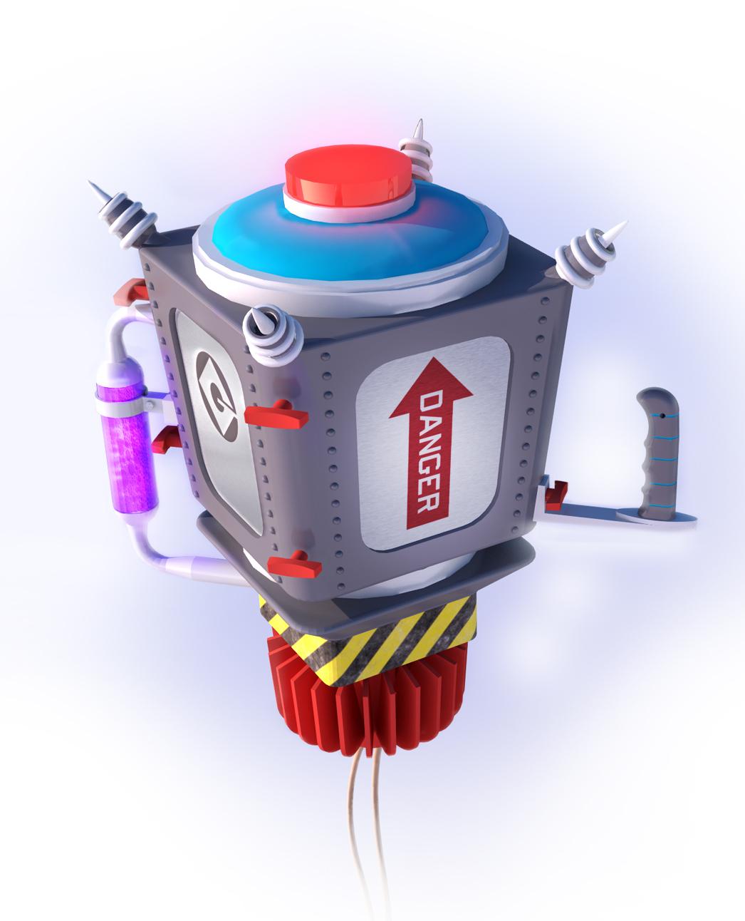 Detonator 3